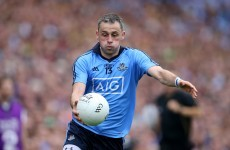 Some good news for Dubs GAA fans as Alan Brogan shows no signs of rust on comeback