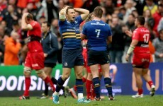 Here is how we rated Leinster in their devastating extra time loss to Toulon