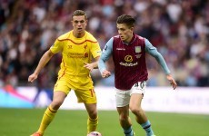 'The ball is a friend of his' - Sherwood heaps praise on Grealish after Wembley display
