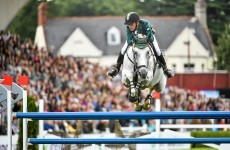 Irish teen Bertram Allen finishes third at the World Cup Final in Vegas