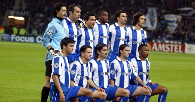 Where are they now? The Porto team that won the Champions League under Jose Mourinho