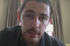 Hozier has recorded an impassioned message in support of marriage equality