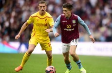 Jack Grealish 'at a crossroads', says Given, as English FA step up their interest
