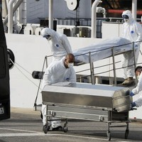 Two survivors arrested as 800 die in migrant ship disaster