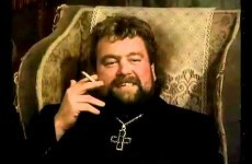 Brendan Grace on Father Ted and THOSE James Reilly comparisons