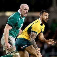 Quade Cooper is expected to be confirmed as Toulon's latest galactico