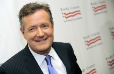 """Piers Morgan """"sorry to disappoint"""" everyone who wanted him arrested today"""