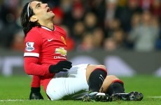 'Manchester United yet to decide on Falcao future'