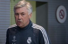 Croatian team doctor an 'extraterrestrial,' fumes Ancelotti