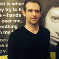 Tom Meagher says he cried for hours when he heard what happened to Karen Buckley