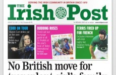 Twelve lose jobs in Irish Post closure