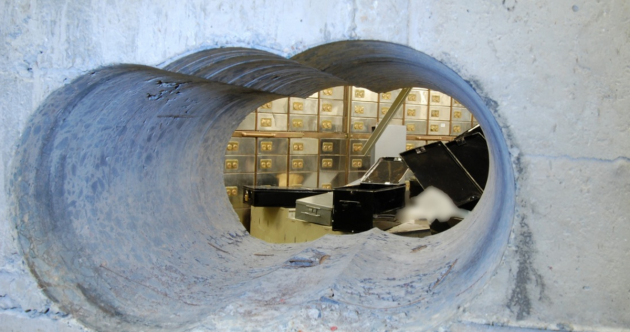 Here's how thieves stole £200 million in gold, jewels and diamonds