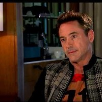 Robert Downey Jnr just walked out of this super awkward news interview