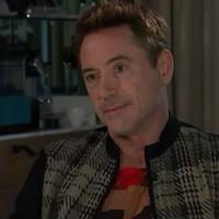 Watch: Robert Downey Jr walks out of a very awkward interview