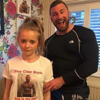 Well, that's one way of keeping boys away from your daughter