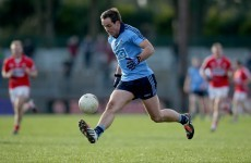 He's done the cruciate twice, starred at hurling but now Brady's focused on Dubs football