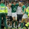 Ireland's Felix Jones ruled out of the World Cup with foot injury