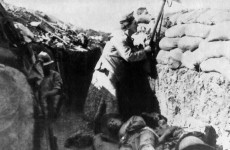 The disastrous WWI Gallipoli campaign, and the brutality of war