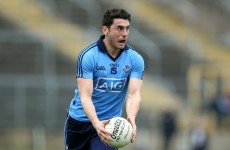 Bernard Brogan returns for Dublin as Gavin makes two changes for league showdown