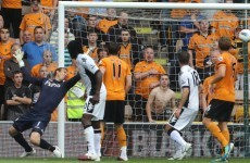 Wins for Manchester City and Wolves, as Stoke and Norwich draw