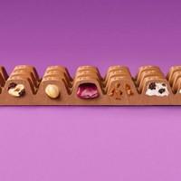 Cadbury have answered every chocolate-lover's prayers...