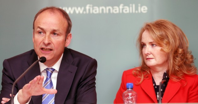 "Yet another Fianna Fáil figure has had a go at ""defeatist"" party leadership"