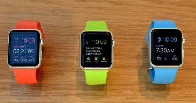 No fanfare or fuss for release of the new Apple watch