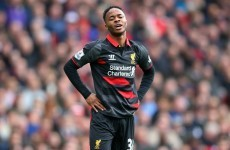 'It goes in one ear and out the other' - Sterling doesn't care about contract criticism