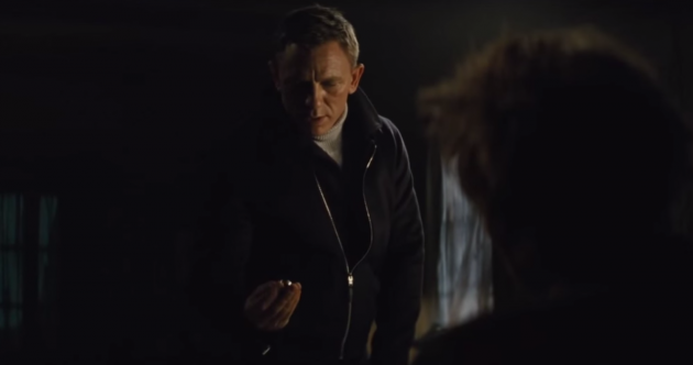 This is how much Sony offered Daniel Craig just to hold its new phone