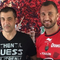 Quade Cooper is headed for the south of France as Toulon flash the cash again