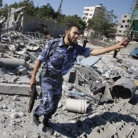 Rocket fire from Gaza despite ceasefire