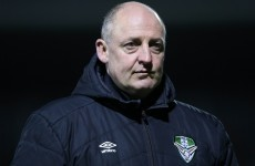 The League of Ireland's newest club were given a harsh footballing lesson tonight