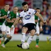 Towell's double seals a big win for Dundalk at a sold-out Turner's Cross