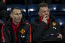 Louis van Gaal has predicted who his successor at Old Trafford will be