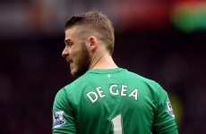 Desperate measures? Man United have offered David de Gea a big-money deal to stay