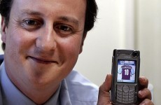 David Cameron appears to have forgotten which football team he supports