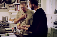 Harrison Ford's foul-mouthed reaction to a David Blaine card trick is everything