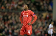 Could Daniel Sturridge be on his way out of Anfield?