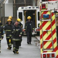 Woman, children injured in Mullingar house fire
