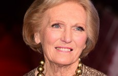 Mary Berry has made FHM's list of the 100 sexiest women in the world