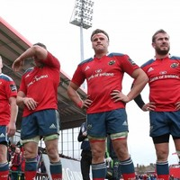 CJ Stander withstood some brutal punishment from all angles today