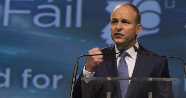 Micheál Martin: Enda thinks fist-pumps solve problems ... but Gerry is even worse