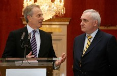 Bertie's sly dig at 'enormous detail' of Blair's memoirs