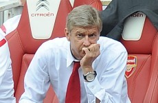 More bad news for Wenger as UEFA impose two-match suspension
