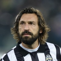 Even Torino's giant bull enjoyed bearded gent Andrea Pirlo's stunning free kick