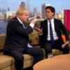 Watch: Boris Johnson and Ed Miliband bicker like schoolboys until told to 'shut up'