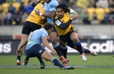 We haven't seen THIS devastating version of Ma'a Nonu in Super Rugby in about 5 years