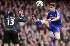 Oscar taken to hospital after collision as Chelsea move one step closer to the title