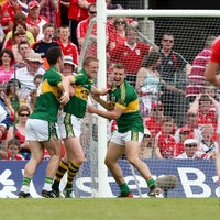 It was the veteran star v the heir apparent down in Kerry as the Gooch took on James O'Donoghue