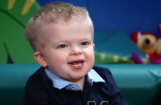 Dylan's parents hope this video will save their little boy's life